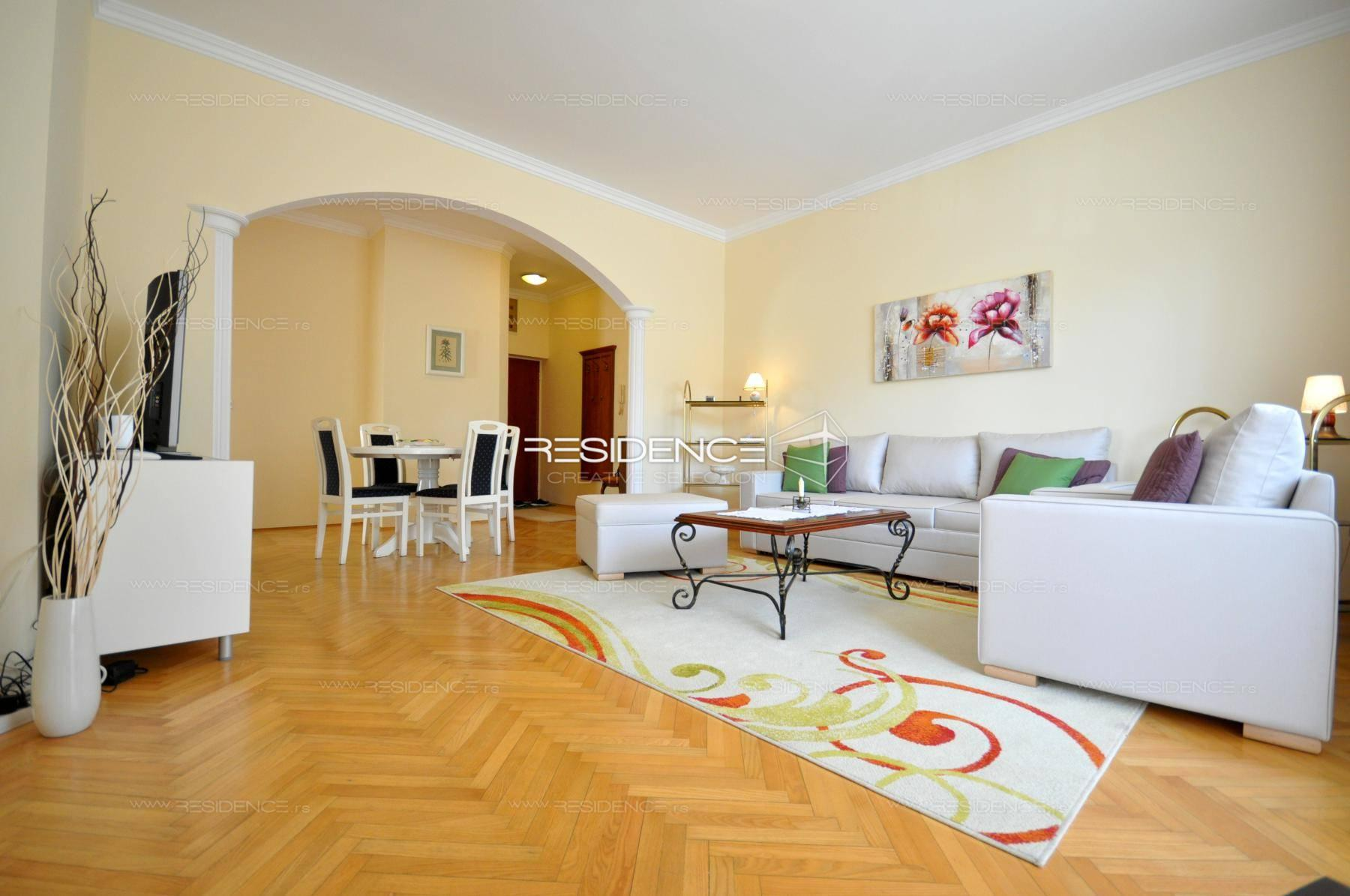 Cute, furnished, two bedroom apartment in Dedinje | Residence